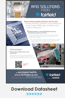 RFID Solutions from Fairfield